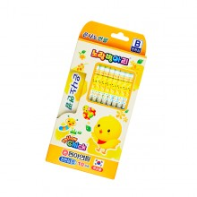 동아 노랑병아리 은나노 10자루 B  연필