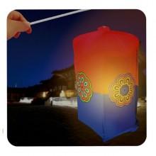 컬러룬 청사초롱 LED 만들기재료 5개입