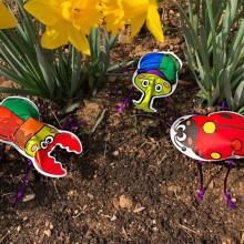 컬러룬 색칠 곤충만들기 12개입