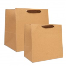 브라운 에코 쇼핑백 2종