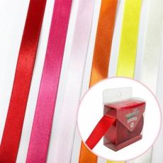 컬러룬 고밀도주자 팬시리본 15mm 10야드
